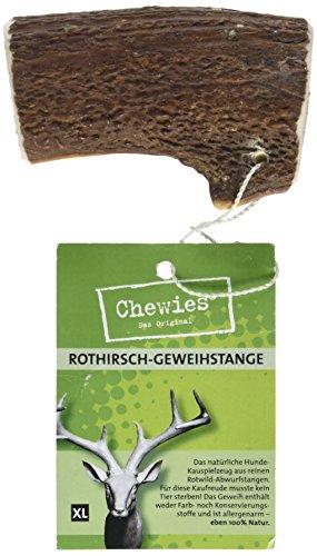 Chewies Rothirsch-Geweihstange, XL, 1er Pack (1 x 160 g) - 1